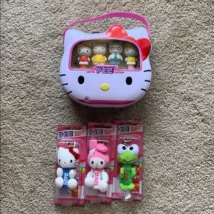 Hello Kitty Pez Limited Edition